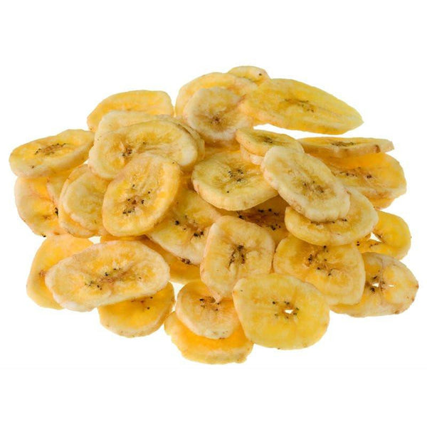 Banana Chips Vacuum Dried