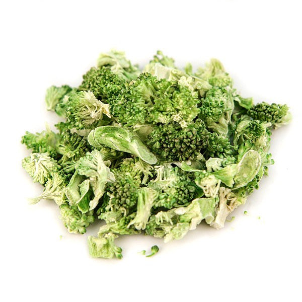 Brocoli Chips Vacuum Packed