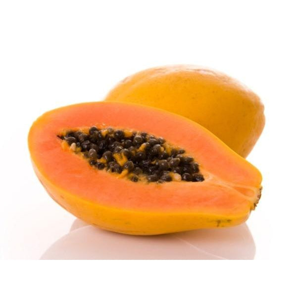 Papaya & Orange Strips