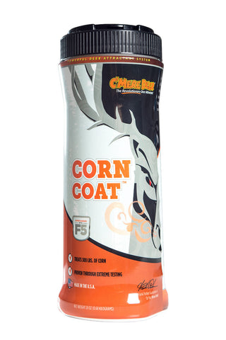CORN COAT 24 OZ BOTTLE - TREATS UP TO 300 LBS