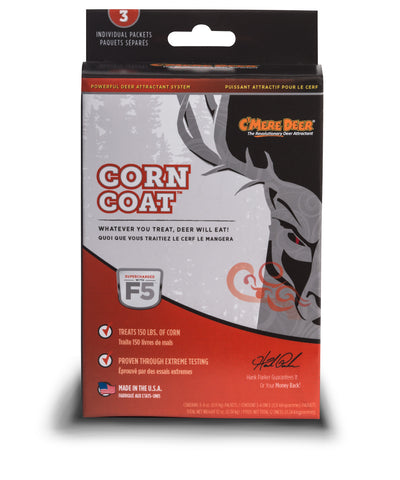 CORN COAT 3-4 OZ PACKS (9/DISPLAY)