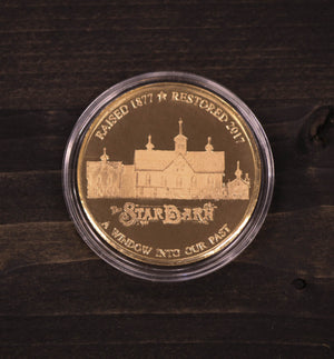 Limited Edition Collectible Bronze Coin