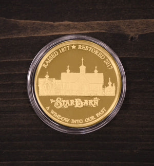 Limited Edition Collectible Gold Coin