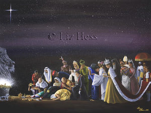 """King of Kings"" Print - Liz Hess Collection"