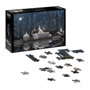 Moon over the Star Barn Puzzle