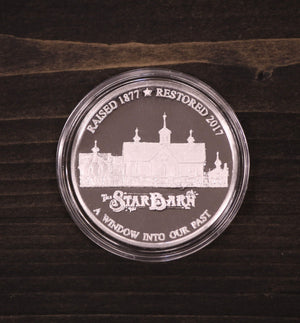 Limited Edition Collectible Silver Coin