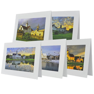 Star Barn Photo Notecards – Packet of 10