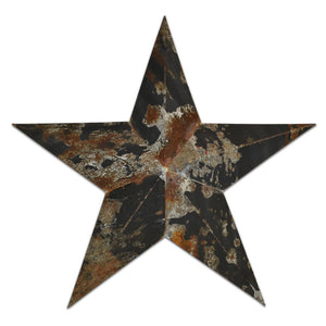 "Limited Edition Large (36"") Five-Point Star"
