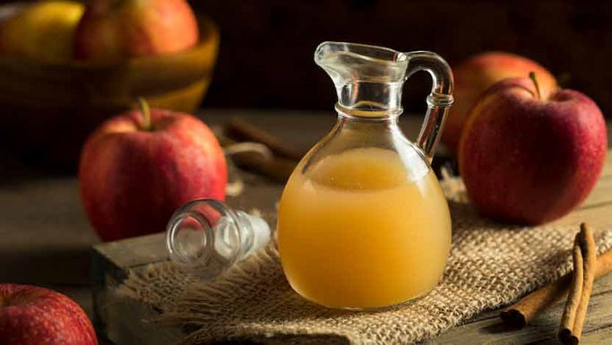 Haven't You Heard? There's an Apple Cider Epidemic