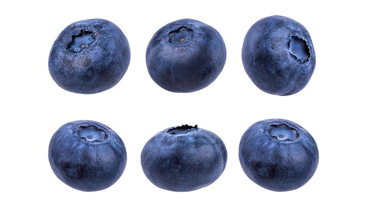 Why Blueberries Are So Good For Your Skin