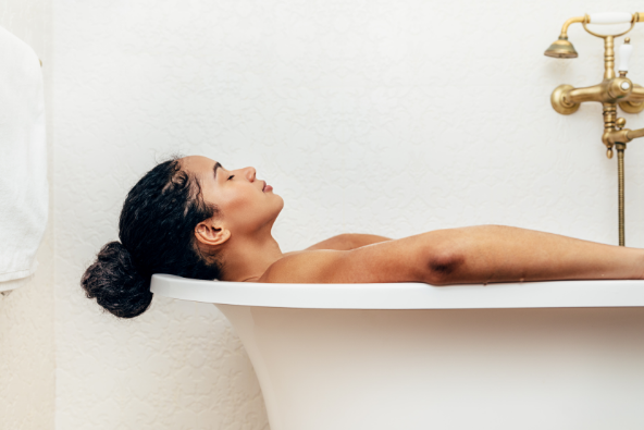The 3-Step Ritual Moon Bath to Manifest Your Dreams