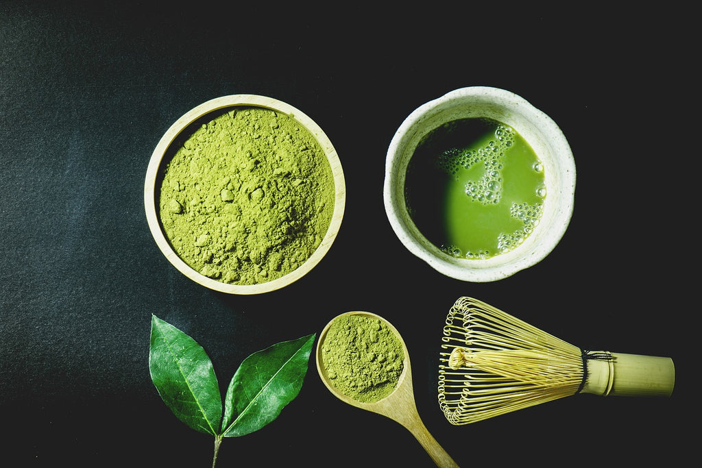 Hair Benefits of Matcha