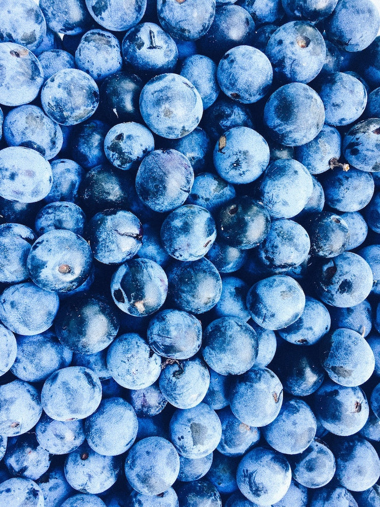 Want Blue Light Protection? Blueberries Are The Answer!