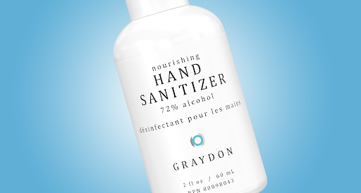 Free Hand Sanitizer with ALL orders!