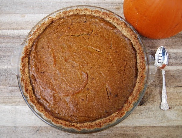 Smashingly Good Pumpkin Pie