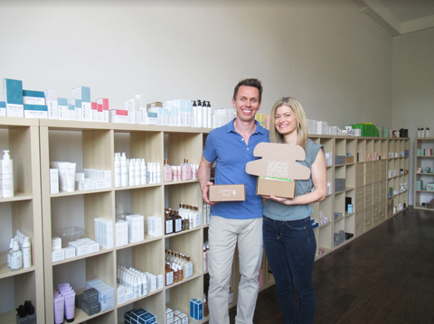 Integrity Botanicals Founders Terri and Marc Hall