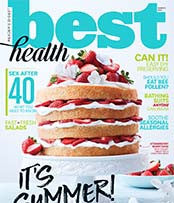 best health magazine natural products