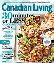 canadian living magazine september 2017