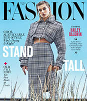 fashion magazine october 2017