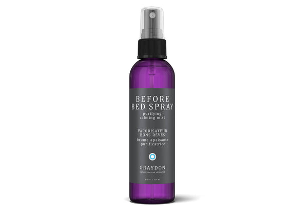lavender linen bed spray