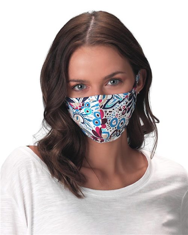 woman_in_floral_face_mask
