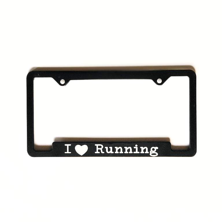 License Plate Frames - BaySix
