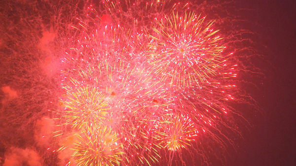 Free 4K Explosion Stock Video: 4th of July Fireworks