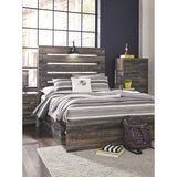 Coralayne  Queen Bed - Silver