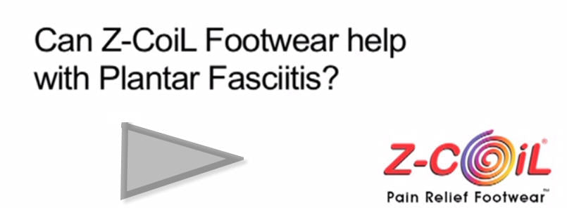 Can Z-CoiL help with Plantar fasciitis?
