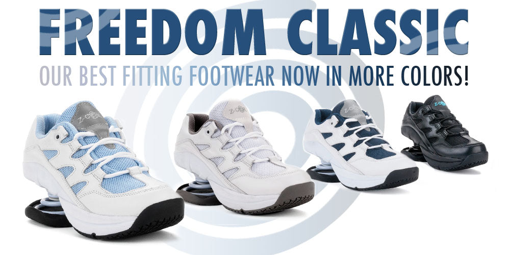 Z-CoiL Footwear Freedom Classic Style