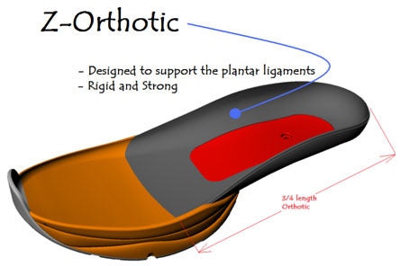 Z-Orthotic support