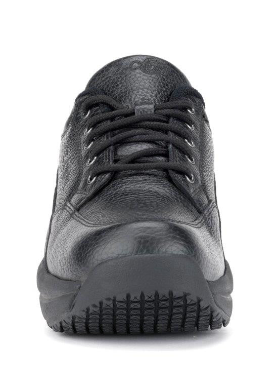 Z Coil Legend Black Slip Resistant Open Coil Comfortable Work Shoes
