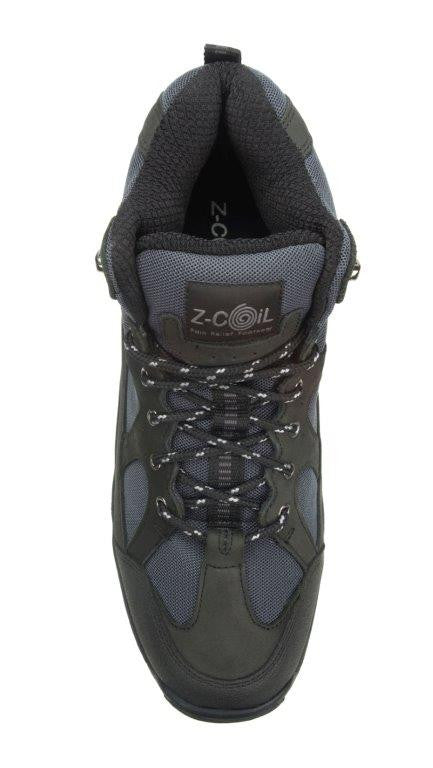 Outback Hiker Open Coil Heavy Duty Comfortable Boots For