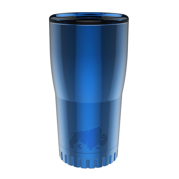 Blue 20oz Stainless Steel Travel Mug