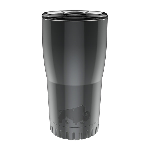 Gray 20oz Stainless Steel Travel Mug