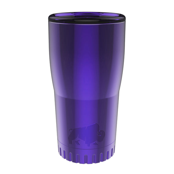 Purple 20oz Stainless Steel Travel Mug