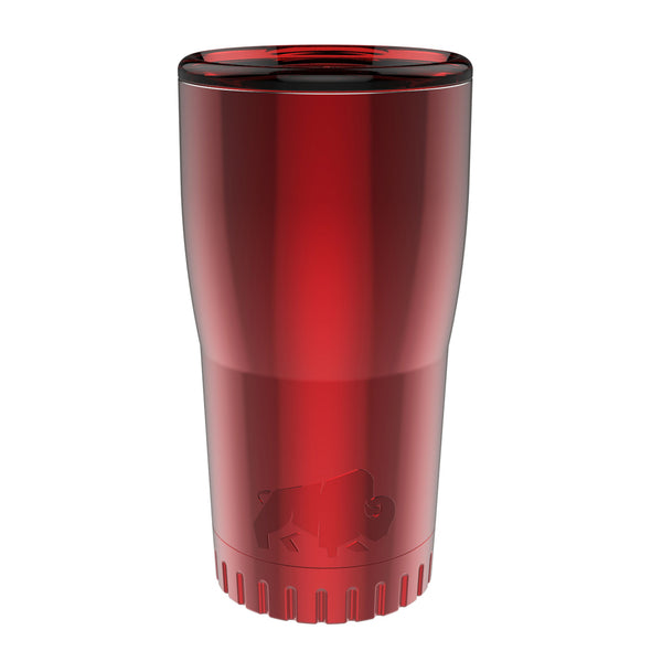 Red 20oz Stainless Steel Travel Mug