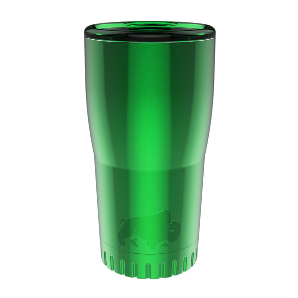 Green 20oz Stainless Steel Travel Mug