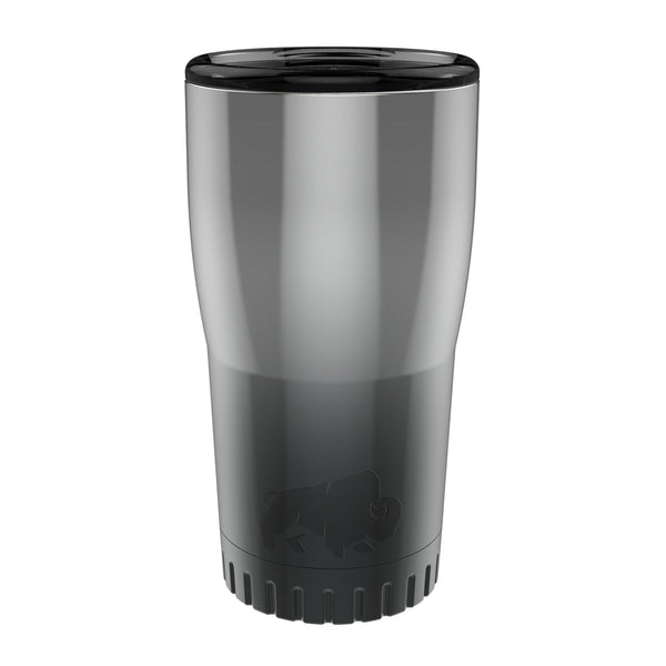 Ombré Black 20oz Double Wall Stainless Tumbler