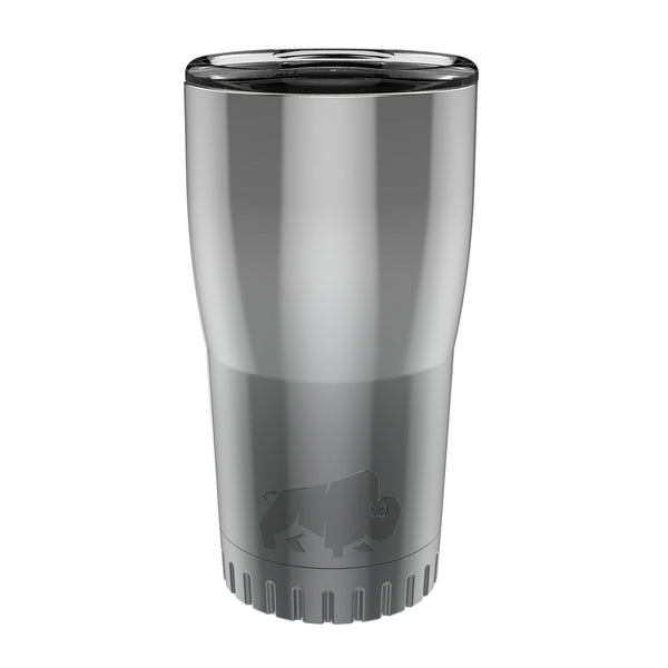 Ombré Grey 20oz Double Wall Stainless Tumbler