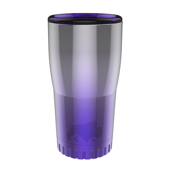 Ombré Purple 20oz Double Wall Stainless Tumbler