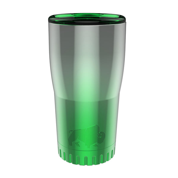 Ombré Green 20oz Double Wall Stainless Tumbler