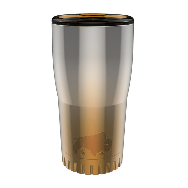 Ombré Gold 20oz Double Wall Stainless Tumbler