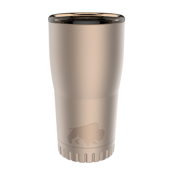 Matte Gold 20oz Double Wall Stainless Tumbler