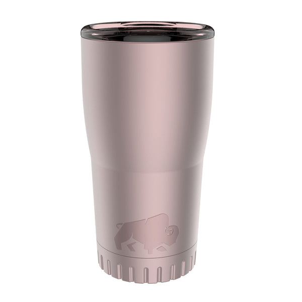Matte Pink 20oz Double Wall Stainless Tumbler