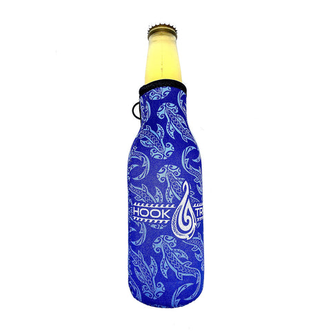 Blue Hammerhead Bottle Koozie