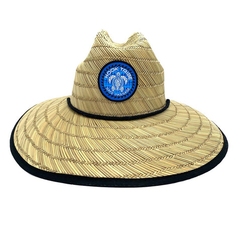Blue Turtle Lifeguard Hat
