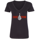 Women's Ula V-Neck Tee - Hook Tribe