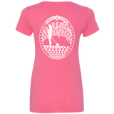 Lady SUP V-Neck Tee - Hook Tribe