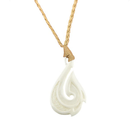 Hei Matau Safe Passage Necklace - Hook Tribe